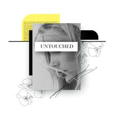 """""""UNTOUCHED"""" by little-lime ❤ liked on Polyvore featuring art"""
