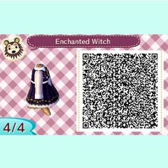 Animal Crossing QR Codes — This is probably one of my favorite dresses I've...