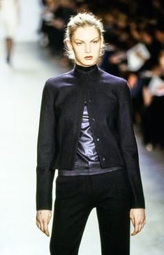 Calvin Klein Collection Fall 1999 Ready-to-Wear Fashion Show Details