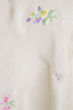 Dressy Jacket Ivory Pastels Embroidered Floral Silk SHOP NOW: Unique jackets for women Sizes 14 - mother of the bride, special occasion, artwear, elegant and unique women's clothing,xoPeg Formal Dresses With Sleeves, Simple Dresses, Plus Size Dresses, Dressy Dresses, Maxi Dresses, Mother Of The Bride Jackets, Dressy Jackets, Day To Night Outfits, Beaded Jacket