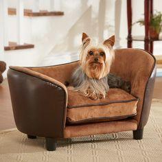 Penny Pet Bed in Brown