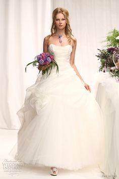 eme di eme collection 2012 atelier aimee - antille ball gown wedding dress