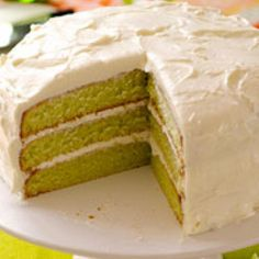 I made this cake a few times for family gatherings, and for my husband. Everyone thoroughly enjoyed this cake and wanted more. This cake is soooo good because it is made from fresh key limes and from scratch.