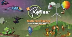 Educators in thousands of classrooms are seeing phenomenal results with Reflex, the research-proven solution for mastering math facts.