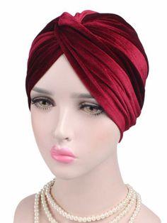 020175b901c NEW Luxury soflt Velvet leopard Turban twsit Headwrap women Headband Chemo  Cap Liner For Cancer Hair Loss Ladies Turbante