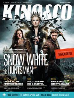 KINO&CO#136  Film des Monats: SNOW WHITE & THE HUNTSMEN