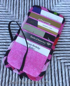 The Card Cozy- Pretty in Pink   Studio Kat Designs