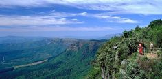 God's Window - spectacular views of the lowveld – South African Tourism