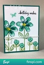 stampin up garden in bloom - Google Search