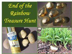 End of the Rainbow Treasure Hunt