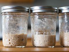The Best Flour for Sourdough Starters: An Investigation Baking Flour, Bread Baking, Rye Flour, Serious Eats, Incredible Edibles, Sourdough Bread, Gluten Free Cakes, Cooking Gadgets, Bread Rolls