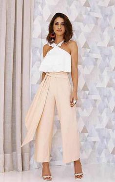 42 Fashionable Dressy Pants Outfits Ideas For Summer Chic Outfits, Spring Outfits, Trendy Outfits, Dressy Pants, Outfit Trends, Look Chic, Mode Inspiration, Pants Outfit, Women's Fashion Dresses