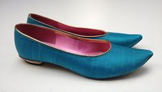 Turquoise Harem I Dream of Genie Flats by Oomphies.