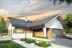 Wizualizacja Mój dom Pawcio CE Chula, Exterior, Studio, Outdoor Decor, House, Home Decor, Projects, Decoration Home, Home