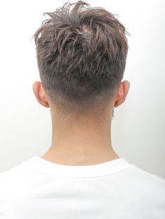Barber Shop Haircuts, Haircuts For Men, Permed Hairstyles, Boy Hairstyles, Hair And Beard Styles, Short Hair Styles, Asian Men Hairstyle, Hair Reference, Hair Shows
