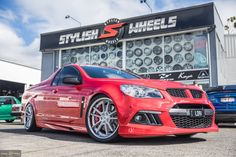 Chevy Ss, Chevrolet Ss, Holden Maloo, Australian Muscle Cars, Pontiac G8, Holden Commodore, Aftermarket Wheels, Cars Series, Custom Wheels