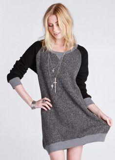 Somedays Lovin' Rambling Man Sweater Dress - ShopWasteland.com