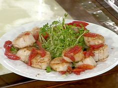 Sauteed Sea Scallops Recipe : Emeril Lagasse : Food Network - FoodNetwork.com