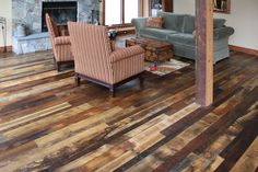 Distressed Homestead Hardwoods Flooring yum
