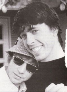 Beck. Dave Grohl.  Two of my very favorites.