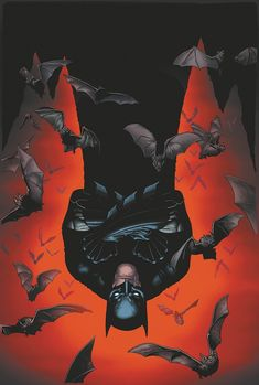 DETECTIVE COMICS ANNUAL #2 Written by JOHN LAYMAN Art by SCOT EATON and JAIME MENDOZA Cover by ANDY CLARKE