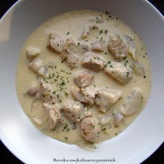Slow Cooker Chicken and Dumplings Recipe Will Be Your New Favorite Comfort Food - One Country Chicken Tortilla Soup, Cream Of Chicken Soup, Crockpot Recipes, Cooking Recipes, Chicken Recipes, Crockpot Dishes, Chicken Dips, Chicken Meals, Cooking For A Group