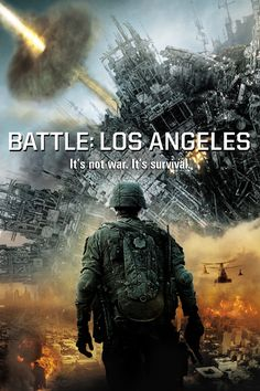 Battle Los Angeles (2011) *Director: Jonathan Liebesman *Writer: Christopher Bertolini