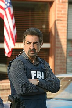 SSA David Rossi from Criminal Minds.