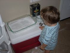 Post-Apocalyptic Homeschool: Montessori-Style Practical Life