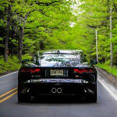 Jaguar #FTYPE #Coupé