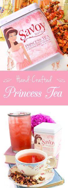 Princess Tea blend, perfect for any little Princess! #princessparty
