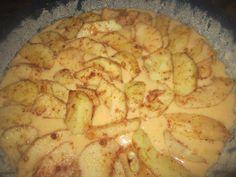 """Cea mai bună """"Prăjitură cu mere"""" din toate ce le-ați pregătit până acum! Descoperiți o rețetă de notă 10! - Bucatarul Macaroni And Cheese, Shrimp, Deserts, Good Food, Food And Drink, Baking, Vegetables, Ethnic Recipes, Canning"""