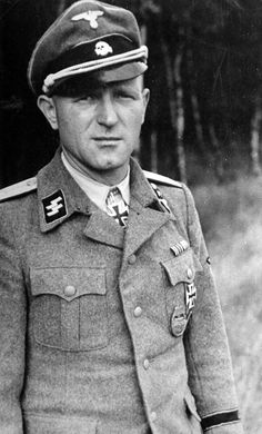 ✠ Georg Karck (11 June 1911 — 3 July 1944) Killed in a road traffic accident in Normandy, France.