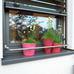 Blumenkastenhalterung Klemmfix | #2
