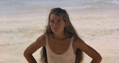 kissed by you & killed by you | angelstills:  The Blue Lagoon dir. Randal Kleiser...