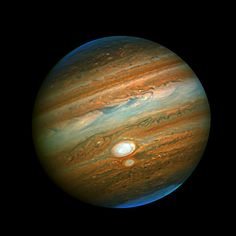 """Jupiter has """"devoured"""" a planet 10 times greater than Earth"""