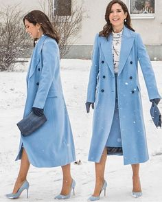 Royal Fashion, Look Fashion, Royal Family Pictures, Princess Marie Of Denmark, Danish Royalty, Estilo Real, Danish Royal Family, Crown Princess Mary, Classy And Fabulous