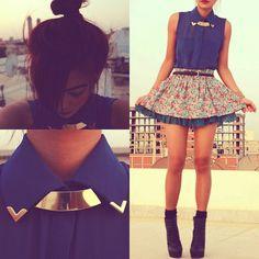 outfit elongates legs <3 brings inthe waist PERFECTNESS!!