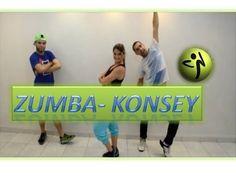 ZUMBA | KONSEY- ZIN 57 (Zin Elaine Saran-Zin Paulo Cesar -Zin Victor Ricci) - YouTube