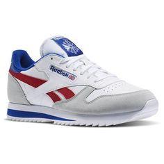 Reebok Classic Leather Ripple Low BP Men's Retro Running Shoes
