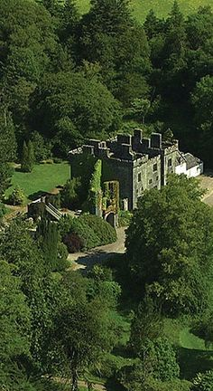 Armadale Castle ~ built in 1790 and former home of the MacDonalds, Isle of Skye, Scotland via Jennifer R. Gott