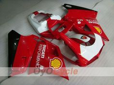 Injection Fairing kit for 99-02 Ducati 996 | OYO87902231 | RP: US $639.99, SP: US $529.99