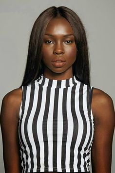 Yaya Deng ~ current contestant on the Australian version of The Face, the Naomi Campbell produced modeling competition.