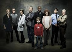 #Resurrection: ABC - based upon the book The Returned and the same named French TV show on Sundance.