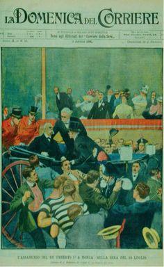 A fine luglio visita guidata con merenda dedicata all'assassinio di Umberto I.