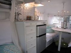 Astounding 50+ Best Campers Interiors https://decoratoo.com/2017/06/19/50-best-campers-interiors/ Should you not guard your trailer, it will readily wear out and look old. Camper trailers are among the most pursued motor vehicle of individuals who loves to travel by land