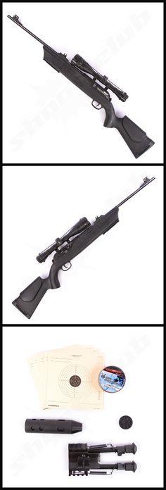 Hämmerli 850 AirMagnum XT Co2 Gewehr - inkl. Zubehör