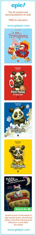 Les Éditions Panda -