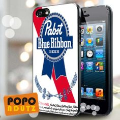 Blue Ribbon beer   iPhone 4/4s/5/5s/5c Case  Samsung by popondutz, $15.00