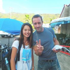 """ICC Hawaii (@icchawaii) on Instagram: """"Look who found Alex O'Loughlin from Hawaii Five-0. Mahalo Rina for the awesome photo!! . . .…"""""""